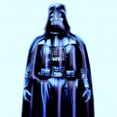Materassino Mare Darth Vader