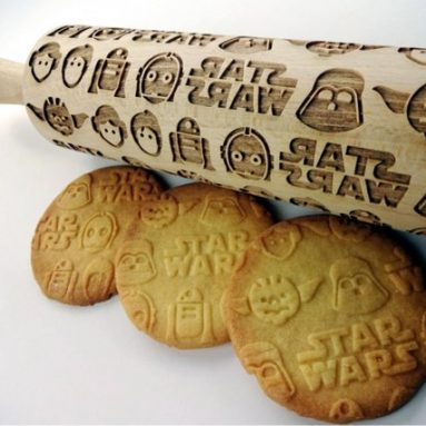 Mattarello Biscotti Star Wars