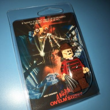 Mini Figurina Lego Freddy Krueger