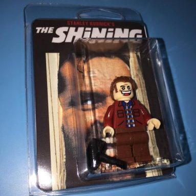 Mini Figurina Lego Shining