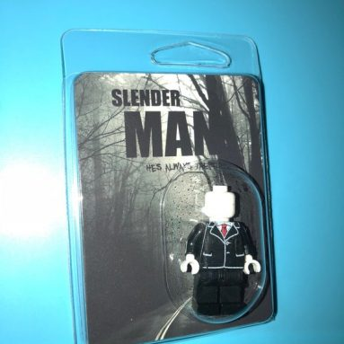 Mini Figurina Lego Slender Man