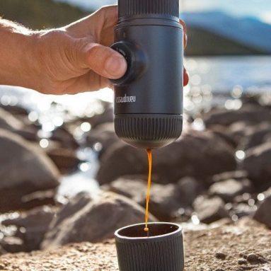Mini Macchinetta Espresso Portatile