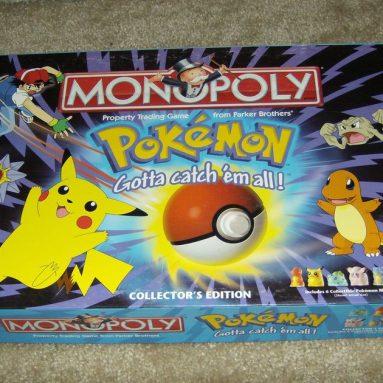 Monopoly Dei Pokemon