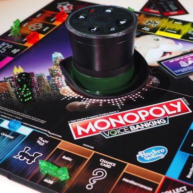 Monopoli Con Riconoscimento Vocale