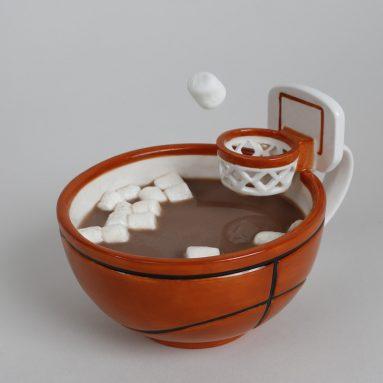 Mug Con Canestro