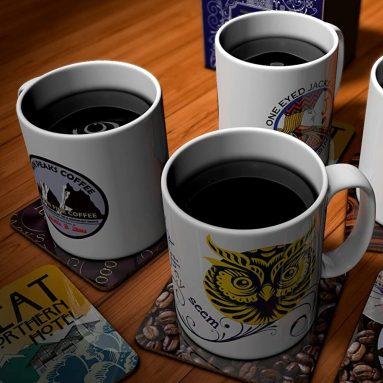Tazza Per Caff Twin Peaks