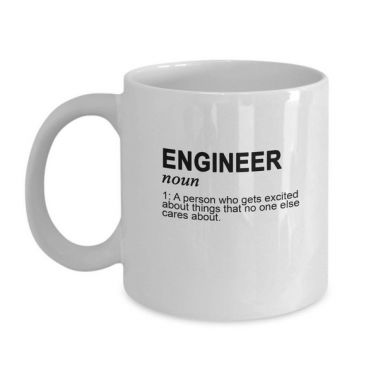 Mug Definizione Ingegnere