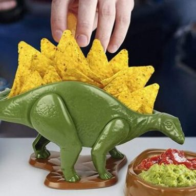 Dinosauro Porta Nachos