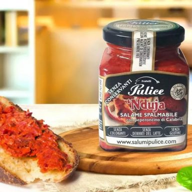 Nduja Calabrese In Vasetto