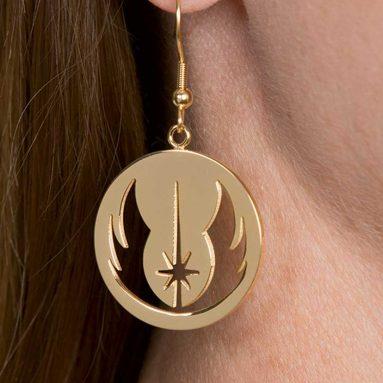 Orecchini Ordine Dei Jedi Star Wars