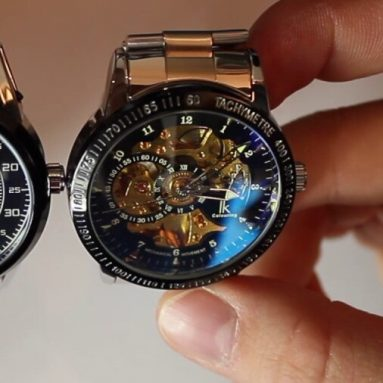 Orologio Meccanico A Vista