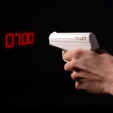 Sveglia Pistola Laser