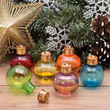 Palle Natale Shottini Alcolici