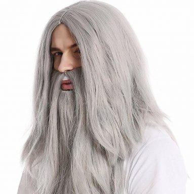 Parrucca Di Gandalf