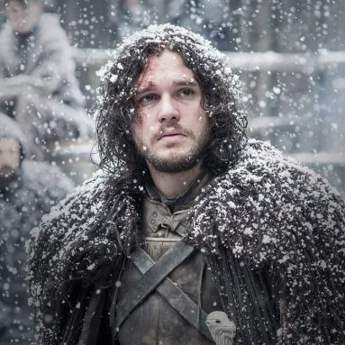Parrucca Di Jon Snow