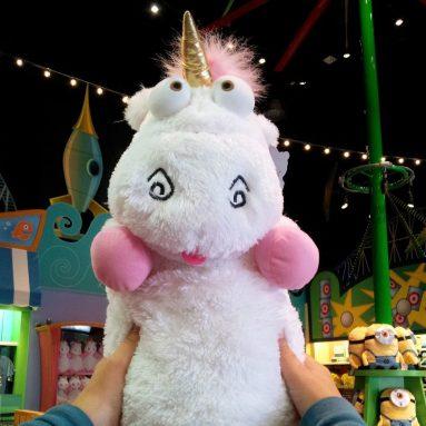 Peluche Unicorno Di Agnes