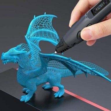 Penna 3D Con Schermo LCD