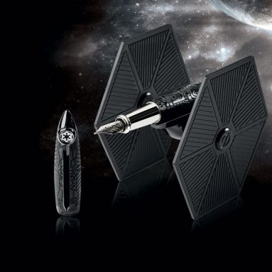 Penna Stilografica Tie-Fighter