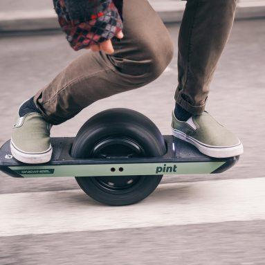 Skateboard Monoruota Elettrico