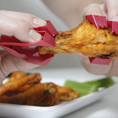 Pinze Mangia Con Le Dita Pulite