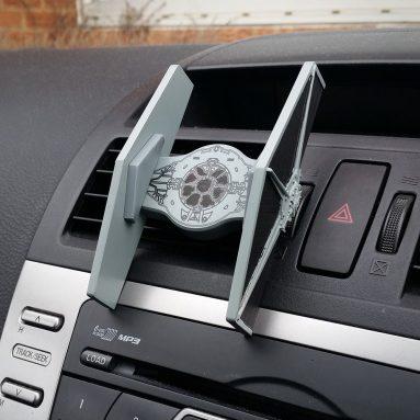 Porta Smartphone Da Auto Tie Fighter