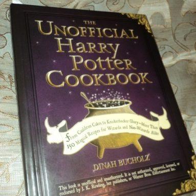 Ricettario Non Ufficiale Harry Potter