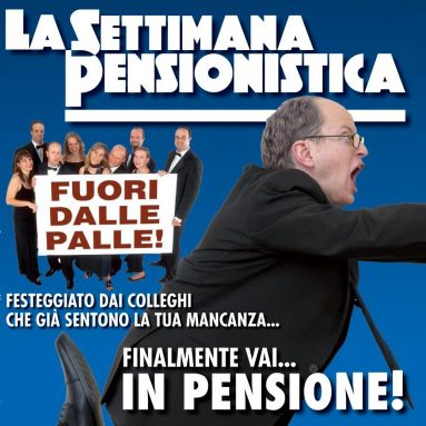 Rivista La Settimana Pensionistica