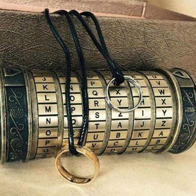 Rompicapo Cryptex Romantico