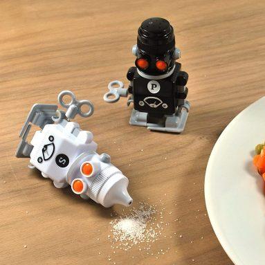 Set Sale E Pepe Robot Giocattolo