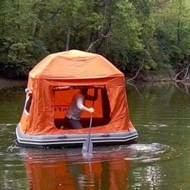 Tenda Galleggiante Da Campeggio