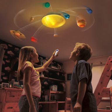 Sistema Solare Radiocomandato