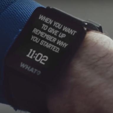 Smartwatch Citazioni Sagge