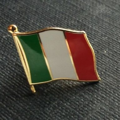 Spilla Bandiera Italiana