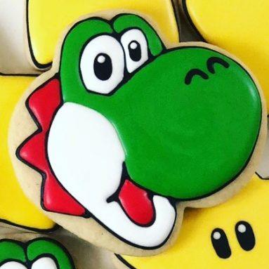 Stampo Per Biscotti Yoshi