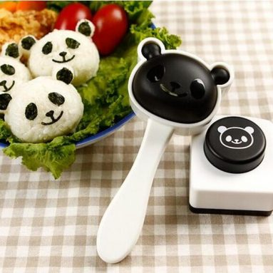 Stampo Per Panda Di Riso