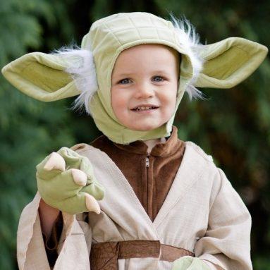 Costume Yoda Bambino