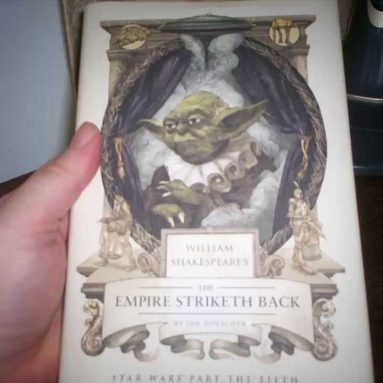Libro Di Star Wars Shakespeare