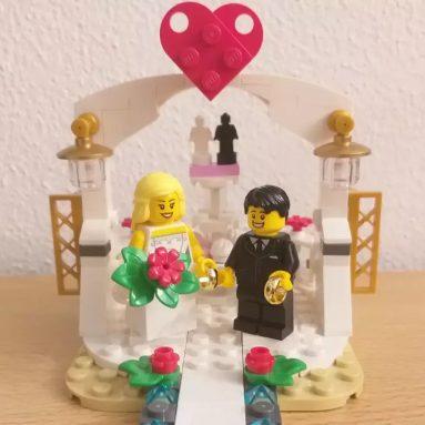 Sposi Di Lego Personalizzati