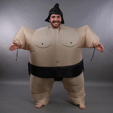 Costume Sumo Autogonfiabile