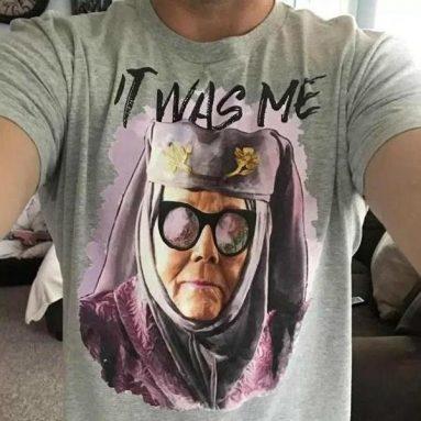 T-Shirt Olenna Tyrell
