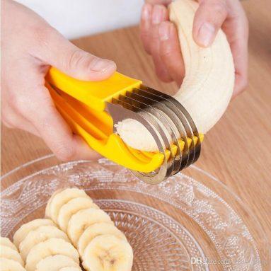 Affetta Banana Per Pigri