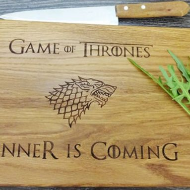 Tagliere Cucina Game Of Thrones