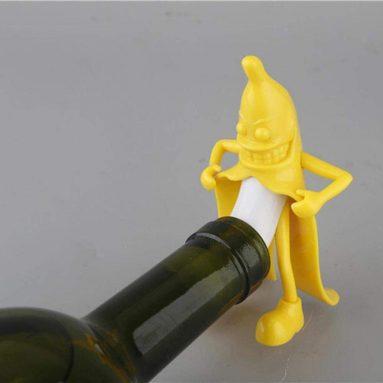 Tappa Bottiglia Banana Felice
