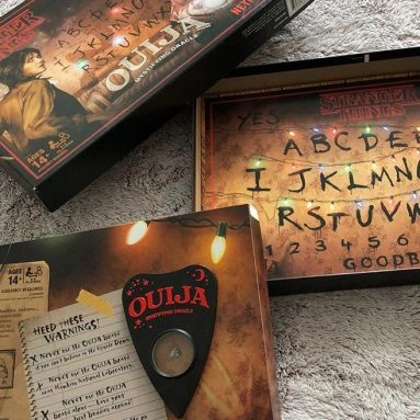 Tavola Ouija Di Stranger Things