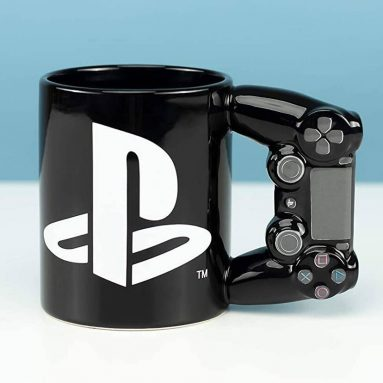 Mug Play Station Joypad