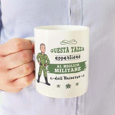 Tazza Per Miglior Militare