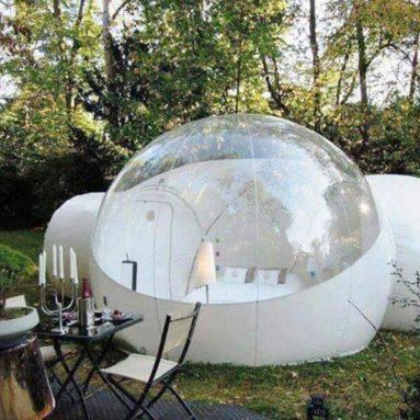 Tenda Da Campeggio A Bolla
