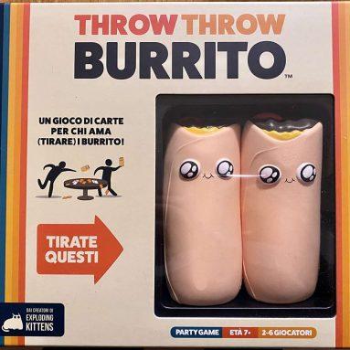 Gioco Carte Per Tirare Burrito