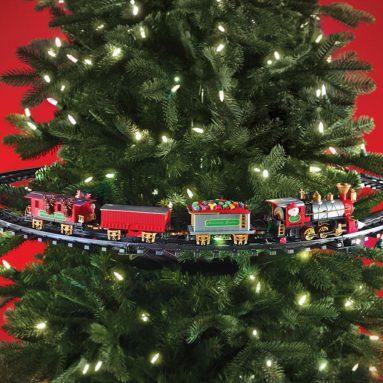 Trenino Per Albero Di Natale