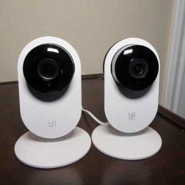 Coppia Di Videocamere Sicurezza HD